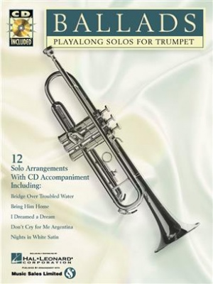 Ballads - Playalong solos for Trumpet - 12 Solo Arrangements with CD