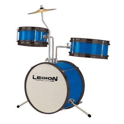 Batteria acustica Junior Peace Legion series - Blue