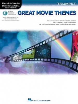 Great Movie Themes TRUMPET - Book + Audio